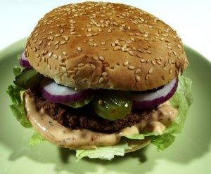 Prøv også Hjemmelagd vegetarburger.