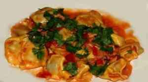 Prøv også Reste ravioli med skinke og tomat.