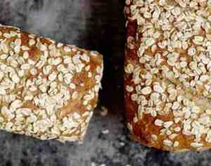 Prøv også Grovt havrebrød.