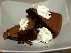 Prøv også Brownies med rosiner og krem.