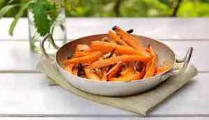 Prøv også Grillede gulerøtter.