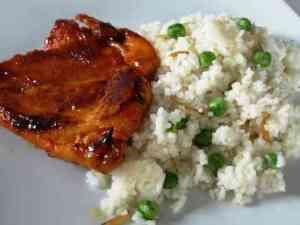 Prøv også Chicken tocino.