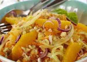 Prøv også Råkostsalat med appelsin.