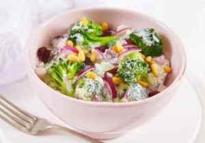 Prøv også Kremet brokkolisalat.
