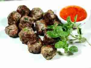Prøv også Kjøttboller av karbonadedeig.