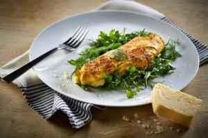 Prøv også Omelett med ost og urter.
