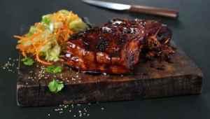 Prøv også Ribbe med asiatisk glaze.