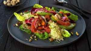 Prøv også Betesalat med couscous.