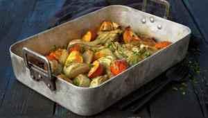 Prøv også Varm fennikel og klementinsalat.