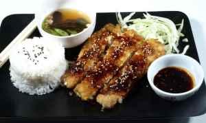 Prøv også Japansk tonkatsu med fisk.