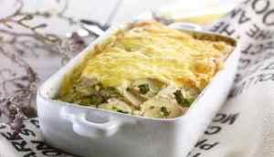 Prøv også Fisk og spinat i form med potetlokk.