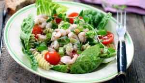Prøv også Pastasalat med reker og pesto.
