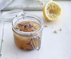 Prøv også Sitron-pepper-basilikum marmelade.
