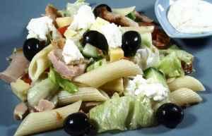 Prøv også Enkel kylling og pastasalat.