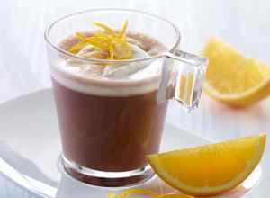 Prøv også Varm sjokolade med krem og appelsin.