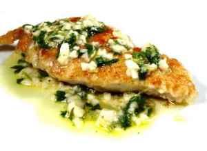 Prøv også Kyllingfilet med hvitvinsaus.