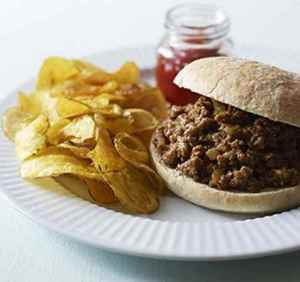 Try also Sloppy Joes.