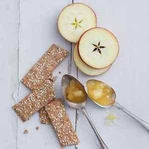 Prøv også Eplemarmelade med smak av karamell.