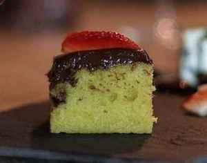 Prøv også Hvit sjokoladekake med appelsin og hveteøl.