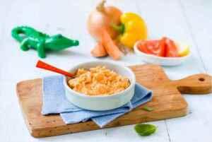 Prøv også Barnas fiskegryte med laks og søtpotet.