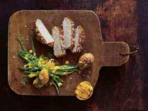 Prøv også Parmesan crusted ytrefilet av svin.