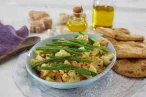 Prøv også Grønnsakgryte med blomkål og søtpotet.