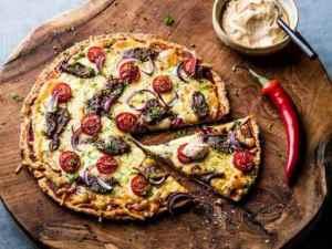 Prøv også Pizza rosso med chilimarinert indrefilet.