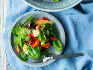 Prøv også Jordbær-melon og avocadosalat.