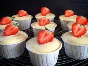 Prøv også Muffins med ostekrem.