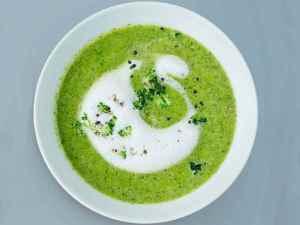 Prøv også Brokkolisuppe fra meny.