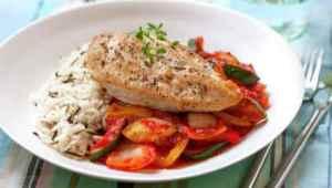 Prøv også Kyllingfilet med ratatouille v2.