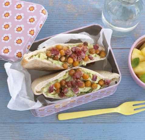 Les mer om Pitabrød med guacamole hos oss.