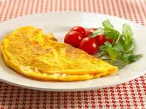 Prøv også Omelett med ost og løk.