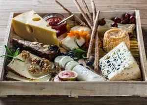 Prøv også Ostefat med sinte oster.
