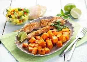 Prøv også Mangosalat med søtpotet og avokado.