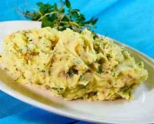 Prøv også Grønn potetstappe.