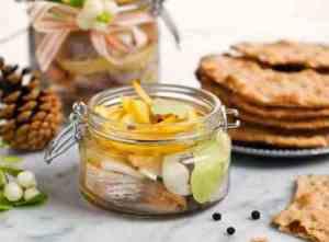 Prøv også Ingefær- og appelsinsild.