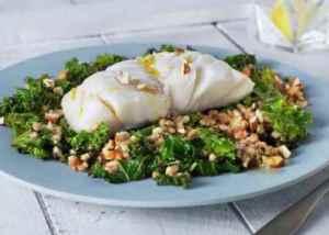 Prøv også Lettsaltet torsk med grønnkål og byggris.