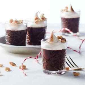 Prøv også Sjokoladekrem med myntemarengstopp.