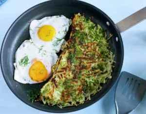 Prøv også Rösti med squash og egg.