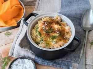 Prøv også Hjemmelaget fiskegrateng med makaroni.