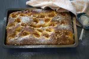 Prøv også Bollekake med aprikos og mandler.