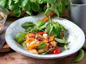 Prøv også Pastagrateng med kjøttdeig.