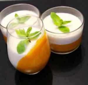 Prøv også Mango pannacotta.