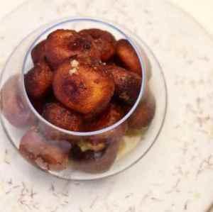 Prøv også Gulab jamun.