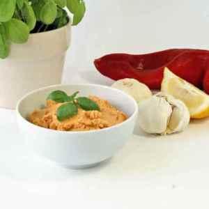 Prøv også Hummus med Sesam-mel.
