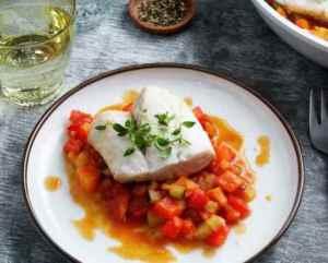 Prøv også Seipanne med grønnsaker.