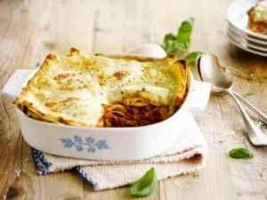 Prøv også Laktosefri lasagne.
