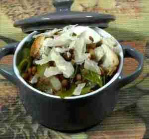 Prøv også Chilensk linsesuppe.
