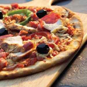Prøv også Fiberrik pizzabunn.
